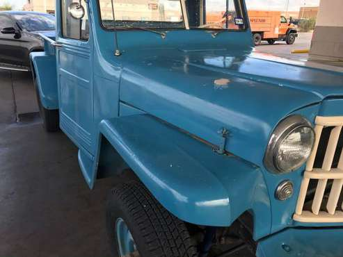 1955 Willys truck for sale in Las Cruces, NM