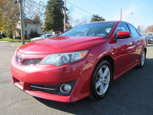 2014 Toyota Camry SE 4dr Sedan - CASH OR CARD IS WHAT WE LOVE! -... for sale in Morrisville, PA