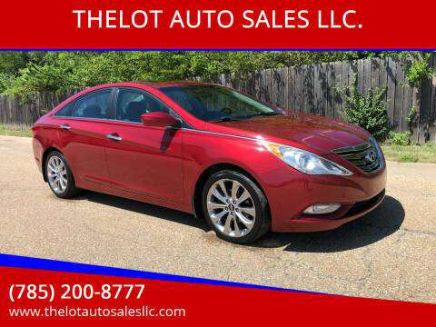 2012 Hyundai Sonata [one owner] for sale in Lawrence, KS