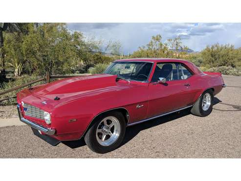 1969 Chevrolet Camaro for sale in Scottsdale, AZ