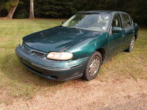 "98 Olds Cutlas ""LOW MILES"" for sale in Hattiesburg, MS"