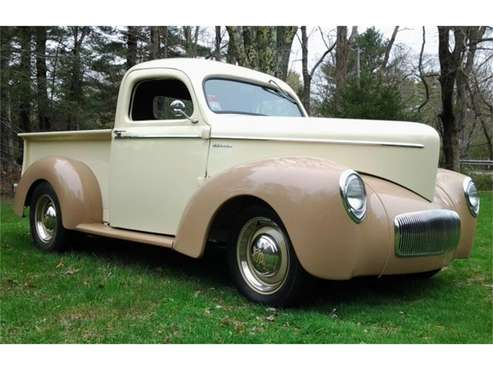 1942 Willys Pickup for sale in Hanover, MA