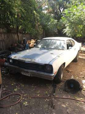1973 Plymouth duster for sale in Atascadero, CA