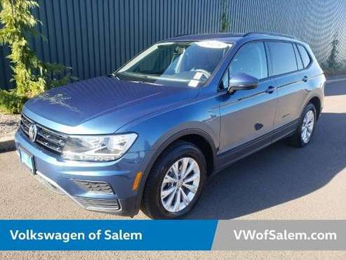 2018 Volkswagen Tiguan AWD All Wheel Drive Certified VW 2.0T S... for sale in Salem, OR