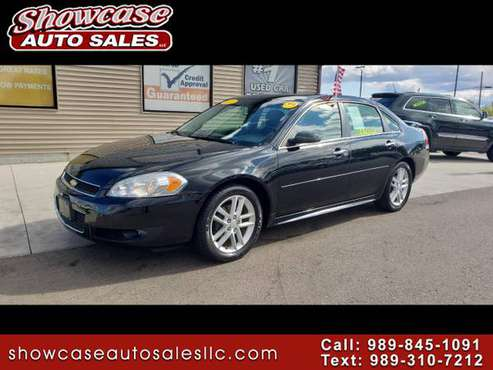 CHECK ME OUT!! 2013 Chevrolet Impala 4dr Sdn LTZ for sale in Chesaning, MI