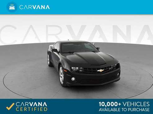 2012 Chevy Chevrolet Camaro SS Coupe 2D coupe Black - FINANCE ONLINE for sale in Atlanta, GA