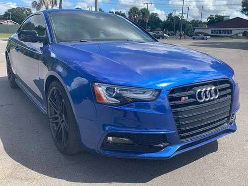 2017 Audi S5 3.0T quattro AWD 2dr Coupe 7A for sale in TAMPA, FL