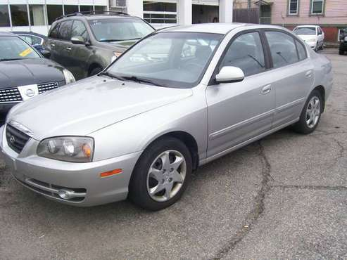 2006 Hyundai Elantra GLS for sale in Providence, RI