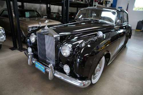 1959 Rolls-Royce Silver Cloud I Silver Cloud I Stock# 79 for sale in Torrance, CA