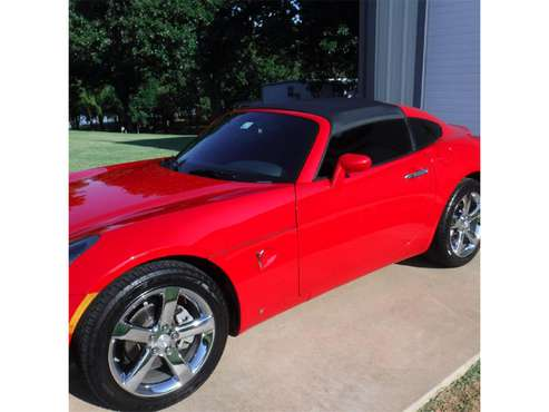 2009 Pontiac Solstice for sale in Weatherford, OK