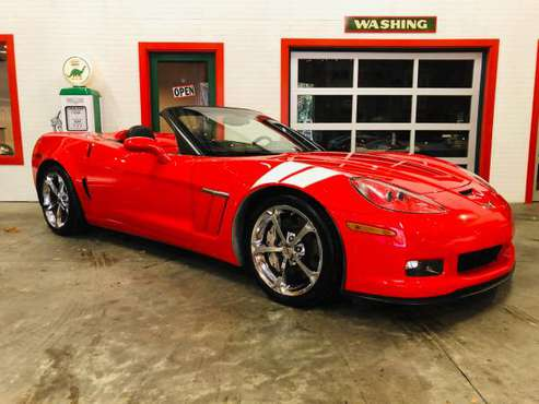 2010 Chevrolet Corvette Grand Sport Convertible, LOW 32K Miles, Z16... for sale in Seneca, SC