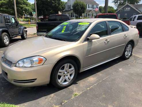 2012 CHEVY IMPALA LT for sale in owensboro, KY