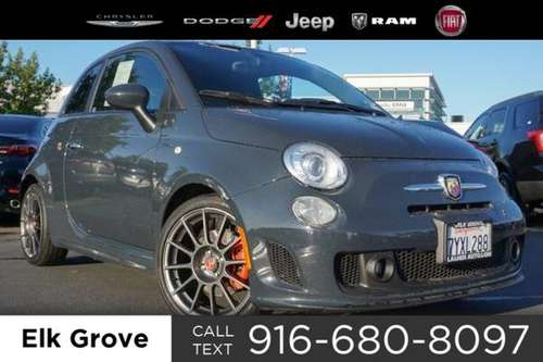 2017 FIAT 500 Abarth for sale in Elk Grove, CA