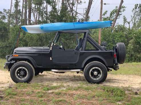 1982 Jeep CJ7 for sale in Panama City Beach, FL