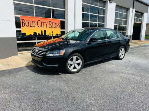 2013 Volkswagen Passat LE - cars & trucks - by dealer - vehicle... for sale in Jacksonville, FL