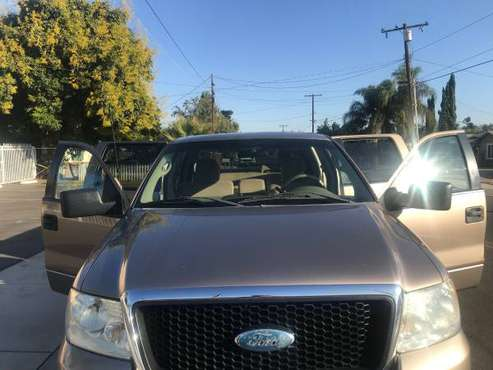 ***2006 FORD F150 SUPER CREW TITULO LIMPIO*** for sale in Jurupa Valley, CA