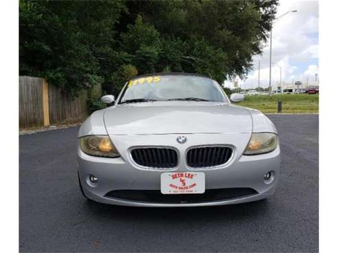 2005 BMW Z4 for sale in Tavares, FL