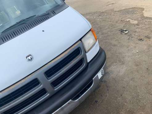 2000 DODGE RAM 1500 CARGO VAN!!ONLY 38k MILES for sale in Angier, NC
