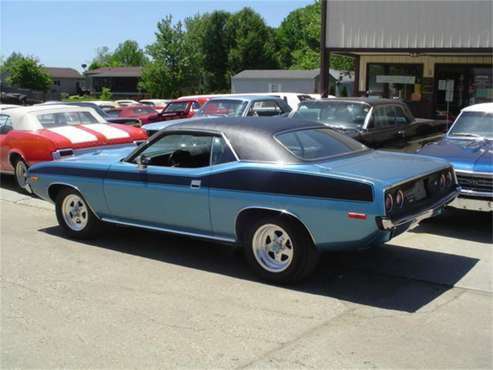 1974 Plymouth Barracuda for sale in Effingham, IL