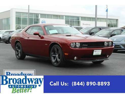 2014 Dodge Challenger coupe SXT Green Bay for sale in Green Bay, WI