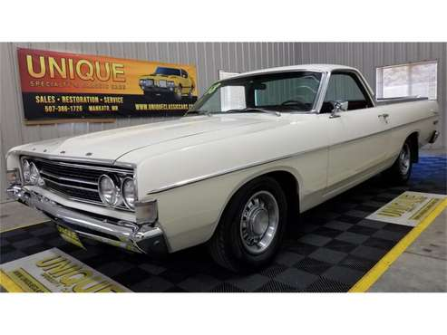 1968 Ford Ranchero for sale in Mankato, MN