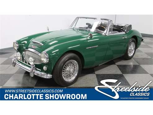 1965 Austin-Healey 3000 Mark III BJ8 for sale in Concord, NC