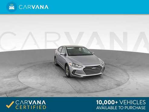 2017 Hyundai Elantra SE Sedan 4D sedan Gray - FINANCE ONLINE for sale in Atlanta, CA