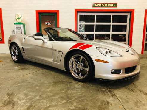 2010 Chevrolet Corvette Grand Sport Convertible, Z16, 6-speed, 3LT -... for sale in Seneca, SC