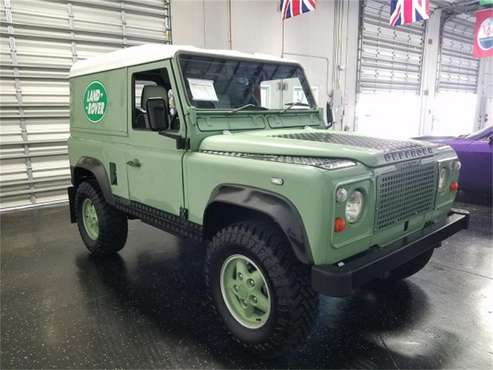 1987 Land Rover Defender for sale in West Palm Beach, FL
