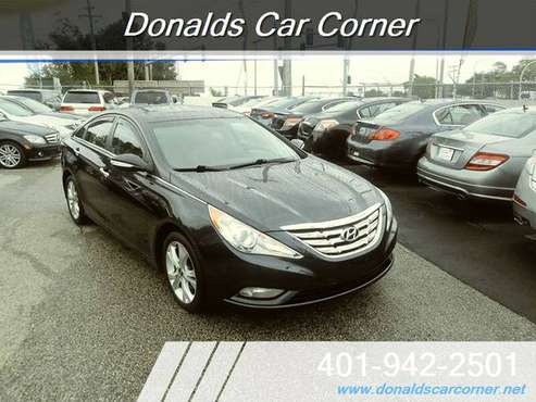 2011 Hyundai Sonata Limited for sale in Providence, RI