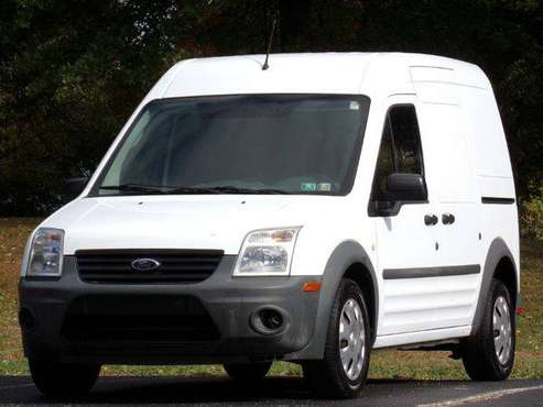 2010 Ford Transit Connect XL with Side and Rear Door Glass for sale in Cleveland, OH