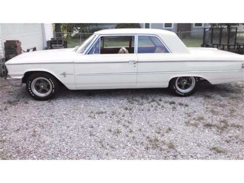 1963 Ford Galaxie for sale in Cadillac, MI