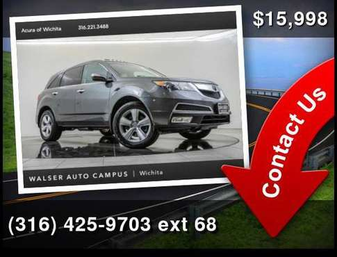 2010 Acura MDX for sale in Wichita, KS