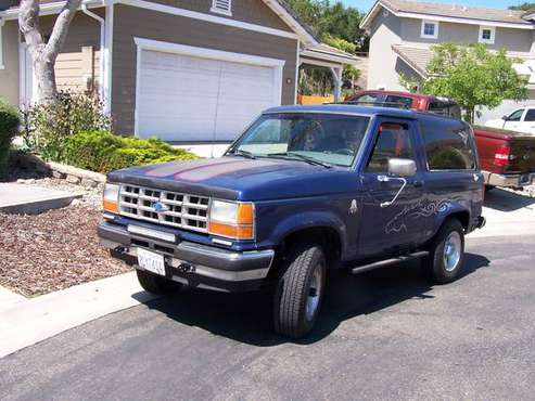 FORD BRONCO 2 4/4 for sale in Lompoc, CA