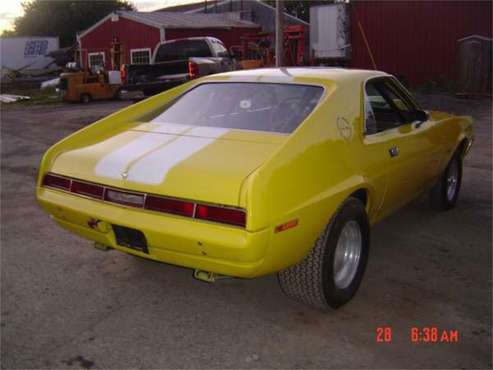 1970 AMC AMX for sale in Cadillac, MI
