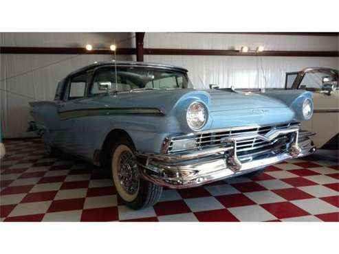 1957 Ford Fairlane 500 for sale in Cadillac, MI