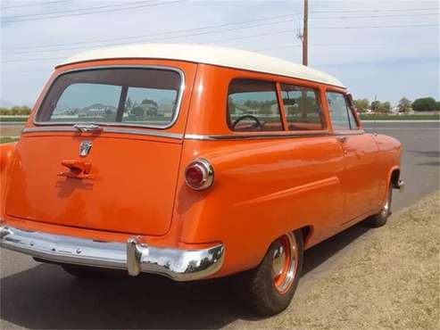 1952 Ford Ranch Wagon for sale in Cadillac, MI