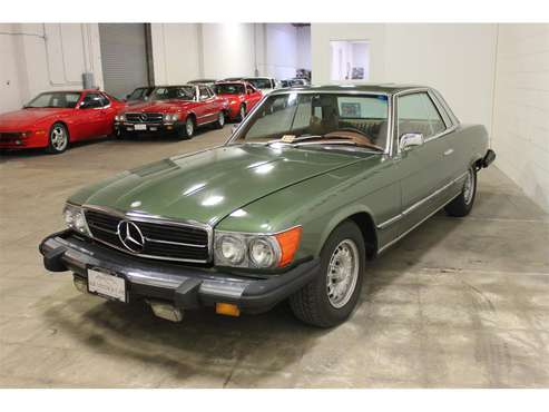 1974 Mercedes-Benz 450SL for sale in Cleveland, OH
