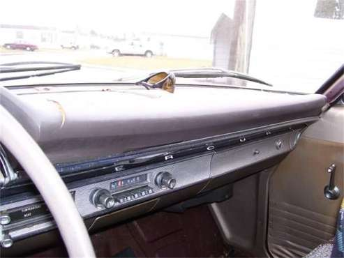 1964 Mercury Monterey for sale in Cadillac, MI