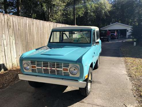 1968 Ford Bronco for sale in Jacksonville, FL