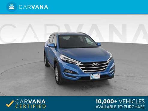 2018 Hyundai Tucson SEL Sport Utility 4D suv Blue - FINANCE ONLINE for sale in Round Rock, TX