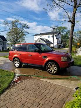 2007 Range Rover Sport for sale by owner for sale in Fort Howard, MD