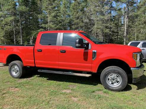 2018 f350 for sale in Perronville, MI