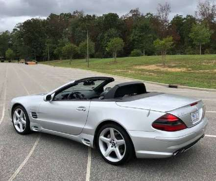 2003 Mercedes Benz SL55 AMG for sale in Fort Mill, NC