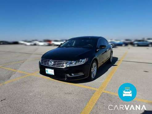 2017 VW Volkswagen CC 2.0T Sport Sedan 4D sedan Black - FINANCE... for sale in Park Ridge, IL