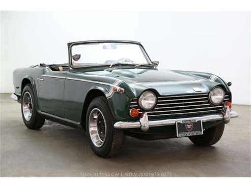 1968 Triumph TR250 for sale in Beverly Hills, CA