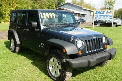 2008 Jeep Wrangler- Price Reduced for sale in Williamson, NY