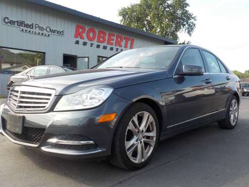 2014 Mercedes Benz C300 for sale in Kingston, NY