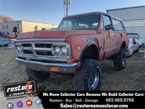 1972 GMC Jimmy for sale in Lincoln, NE