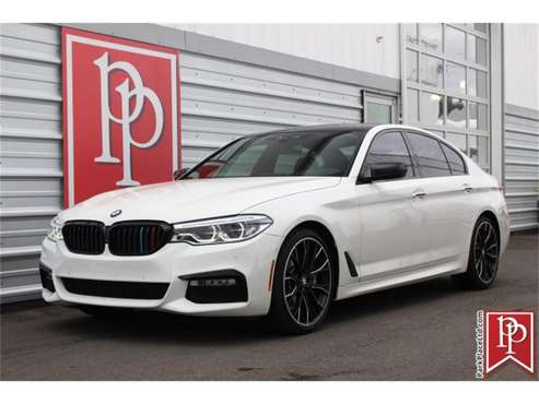 2017 BMW 5 Series for sale in Bellevue, WA